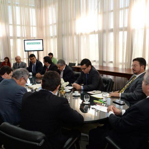 Parlamento Verde é apresentado  na Assembleia Legislativa