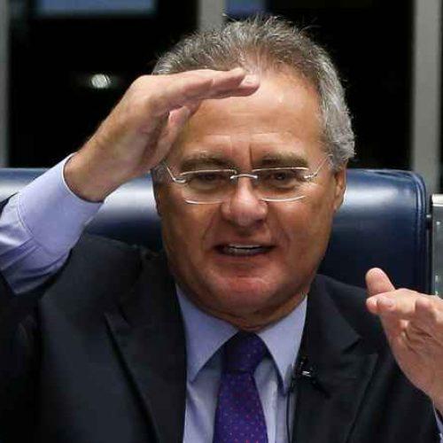 Renan Calheiros protocola pedido para criação da CPI dos supersalários
