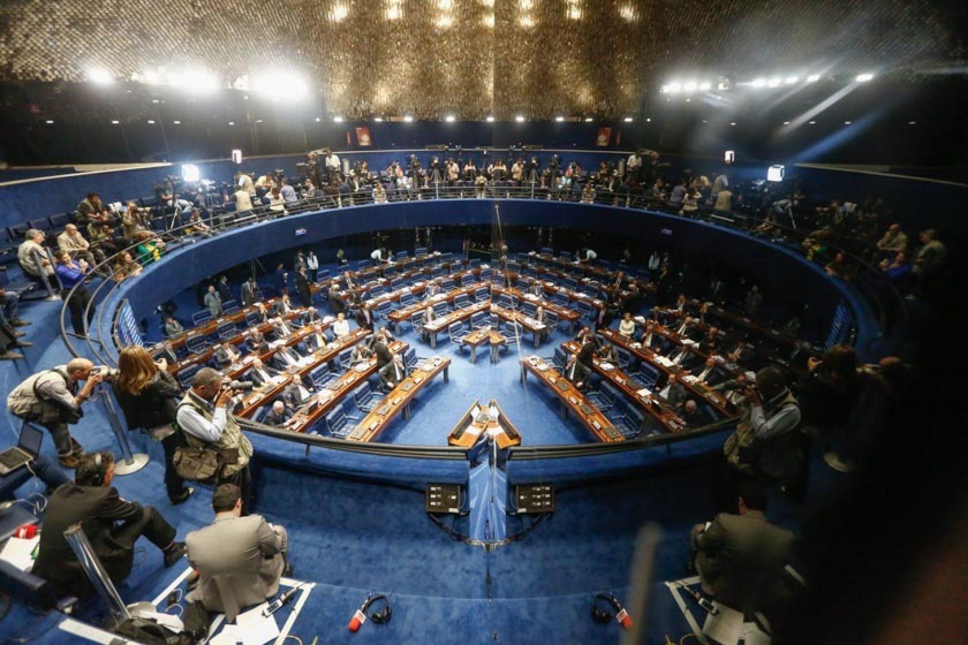 Senado deve votar relatório sobre abuso de autoridade em maio
