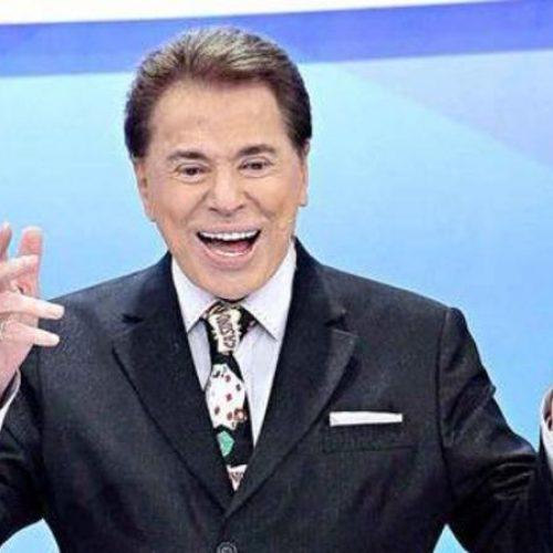 Gripe afasta Silvio Santos dos estúdios do SBT