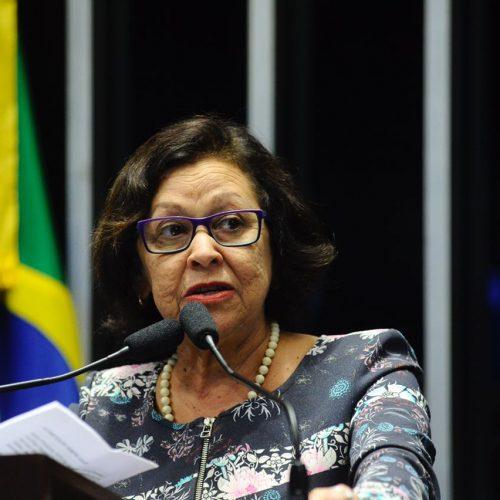 """""""Governo Temer serve apenas ao capital econômico"""", afirma senadora Lídice"""