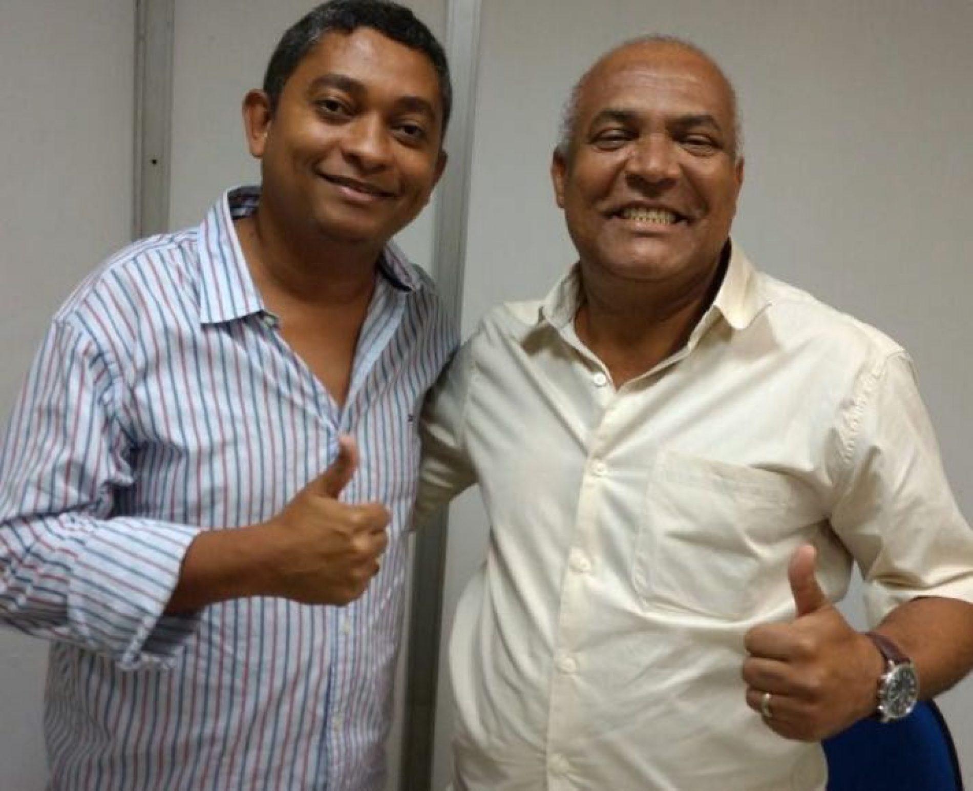 Paulo Mota vai apoiar Gilmar Santiago para presidente municipal do PT