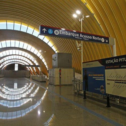 Ônibus farão transporte gratuito das estações do metrô para o CAB