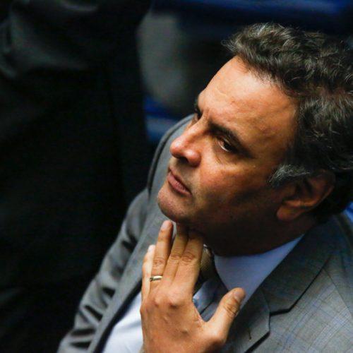 STF começa a decidir sobre prisão do senador afastado Aécio Neves