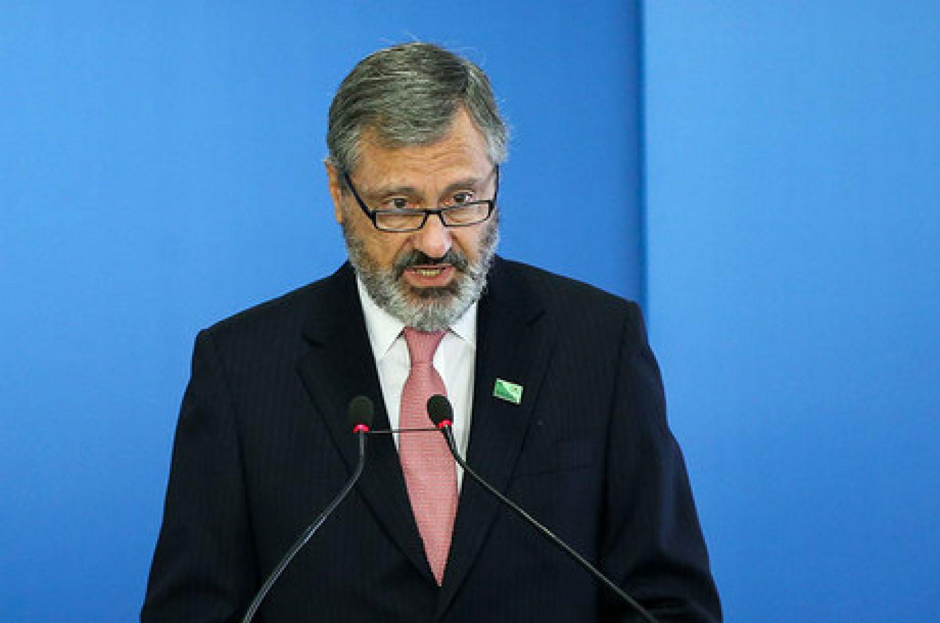 'A CGU é o STF da liberdade de informação', diz ministro