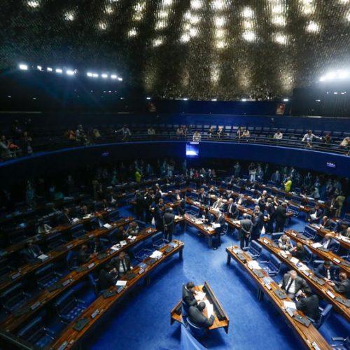 Após acordo, senadores aprovam recuperação fiscal dos Estados