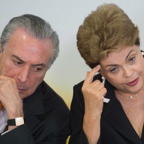 Herman entrega a ministros do TSE relatório final da ação sobre chapa Dilma-Temer
