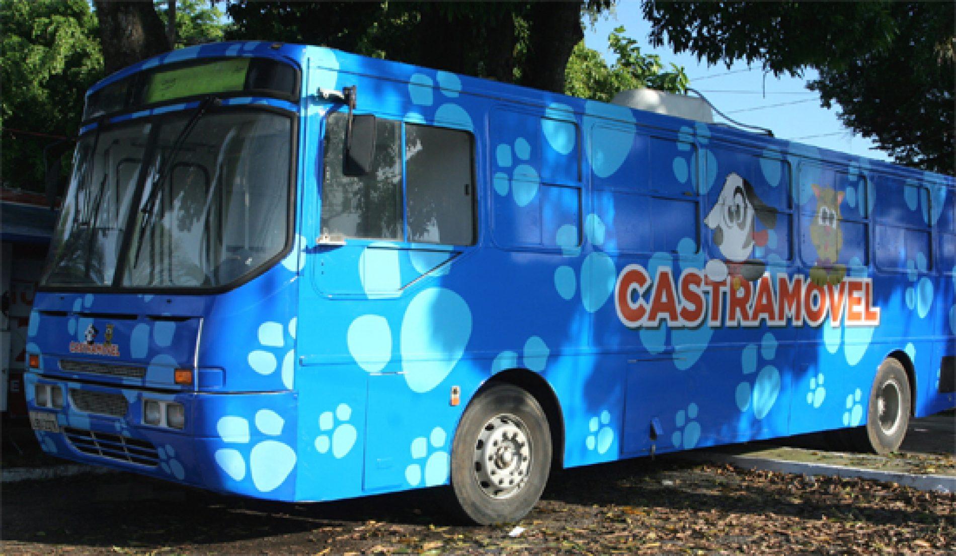 Castramóvel permanece no bairro de cajazeiras X até 1º de junho