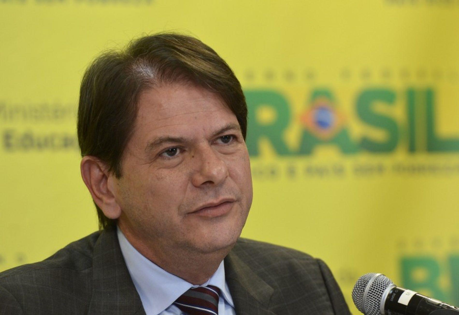 Preferência é pelo PSB, diz Cid Gomes