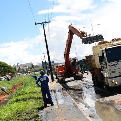 Codesal divulga números da Operação Chuva em abril