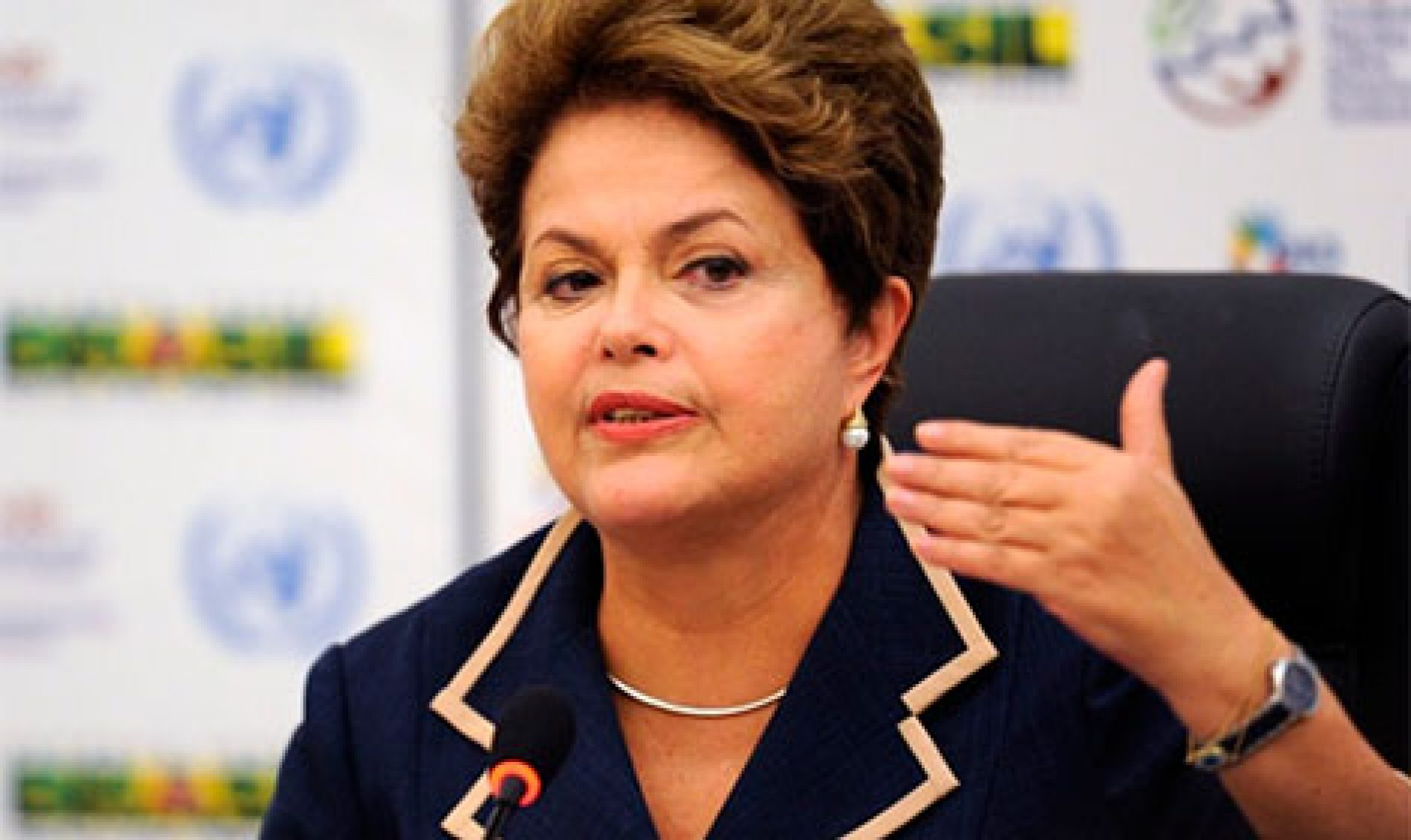 "Dilma foi ""amplamente"" beneficiada com recursos de propina, acusa Janot"