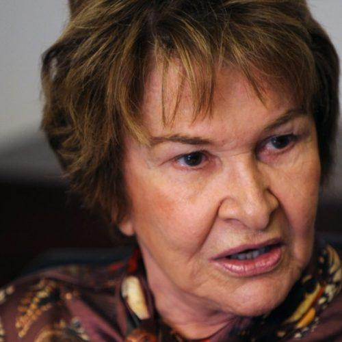 Ex-deputada Eurides Brito é condenada a 10 anos de prisão