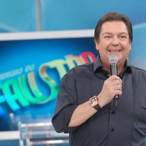 """Faustão fala mal do """"BBB' ao vivo: """"Estudar ninguém quer"""""""