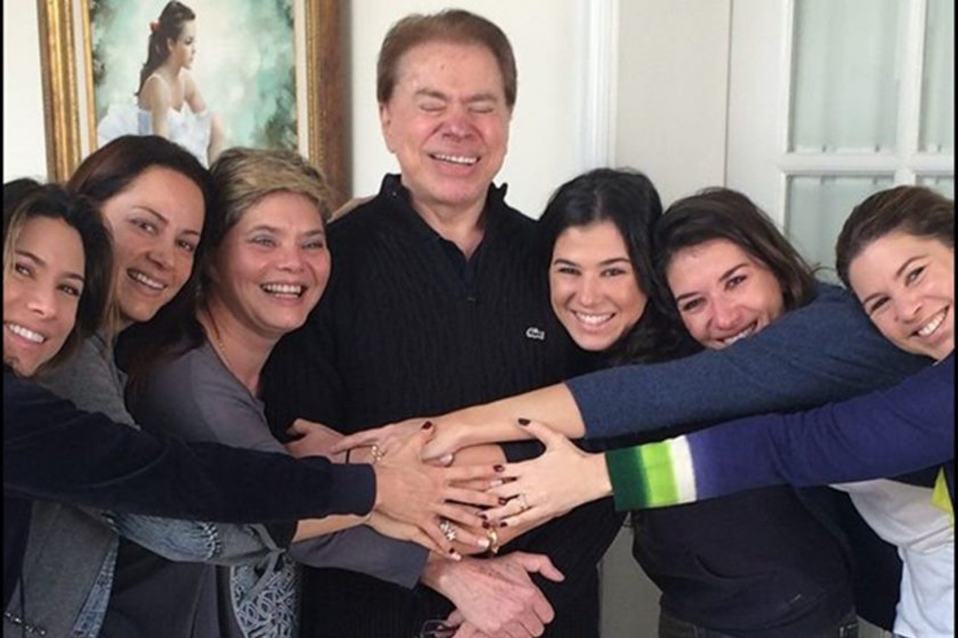 Filha de Silvio Santos participou de jantar para negociar propina; assista