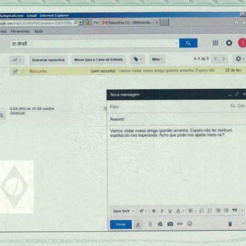 Google será peça-chave para apurar suposto e-mail de Dilma