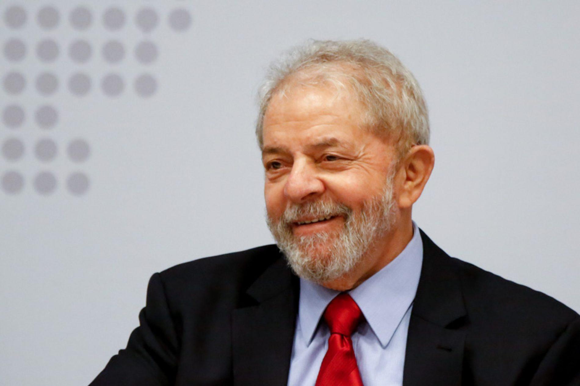 Lula lidera nova pesquisa; Bolsonaro é segundo