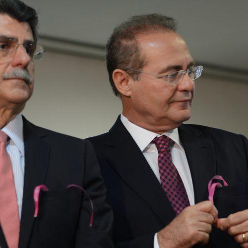 Jucá ignora Renan e convoca reunião da bancada do PMDB com Temer