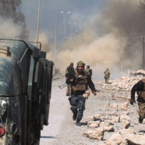 Líder militar do Estado Islâmico morre no oeste da cidade iraquiana de Mossul