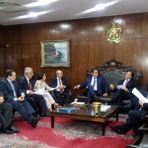 Lídice cobra apoio de senadores para a Região Nordeste