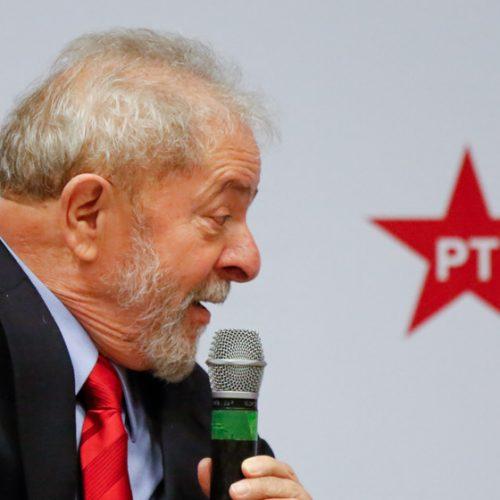 Congresso Nacional do PT: Lula diz que é preciso recuperar autoestima do partido