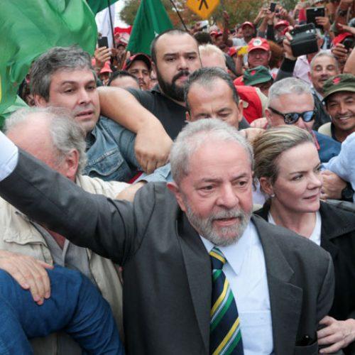 Assista depoimento de Lula a Sérgio Moro