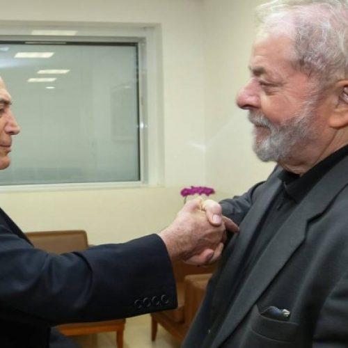 Acordo sobre sucessão livra Lula e Temer de Moro, diz jornal