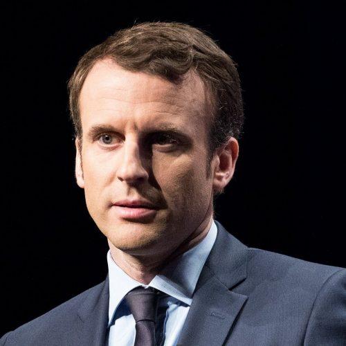 Macron assume presidência da França e diz que União Europeia é prioridade
