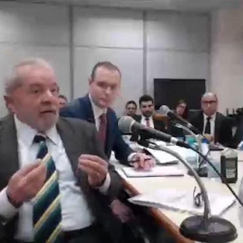'Manda a PF devolver os iPads dos meus netos', pede Lula a Moro