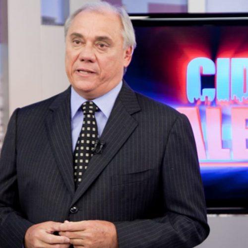 Marcelo Rezende é internado com urgência em hospital de São Paulo