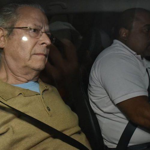Moro deixa Dirceu visitar a mãe de 96 anos em Minas Gerais