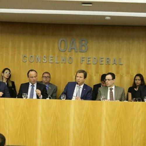 """Para OAB, fatos contra Temer """"são gravíssimos"""" e justificam impeachment"""