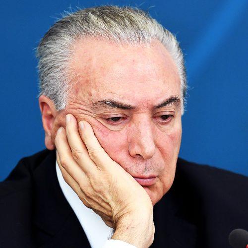 Oposição protocolará novo pedido de impeachment de Temer às 17 horas