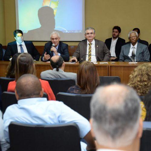 PSD Jovem apresenta planejamento estratégico na Alba
