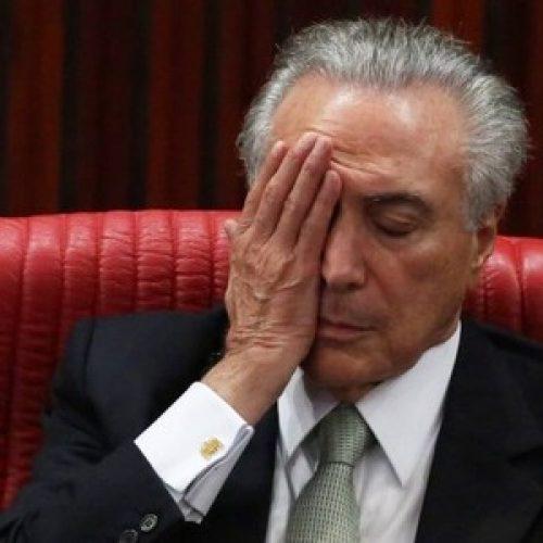 PSB pedirá renúncia de Temer e apoiará eleições diretas