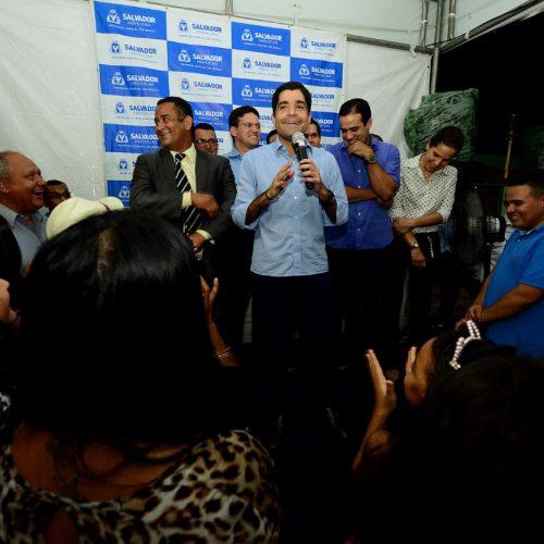 Salvador: Prefeitura entrega praça recuperada na Baixa do Bonfim
