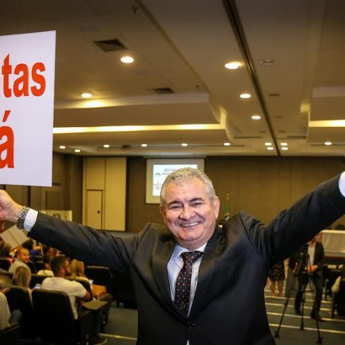 ALBA: Presidente Angelo Coronel volta a defender Diretas Já