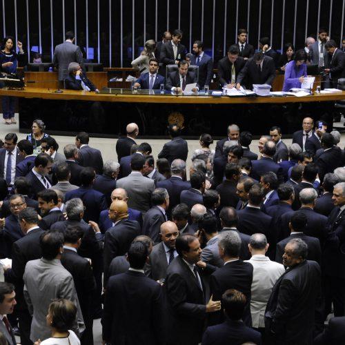 Câmara volta a apreciar na terça MP devolvida pelo Supremo