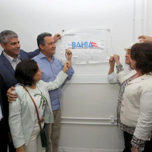 Rui autoriza policlínica em Alagoinhas e reforça importância da prevenção