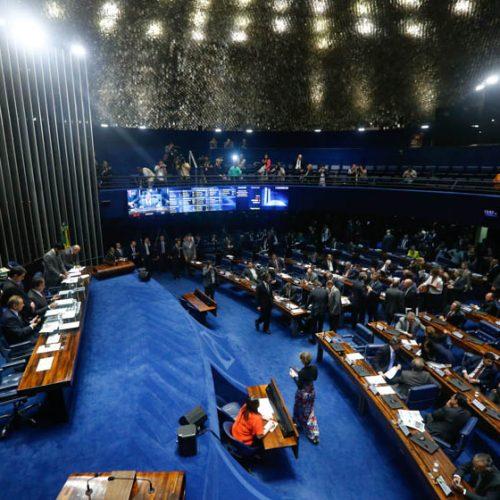 Senado aprova MP que garante saque de contas inativas do FGTS