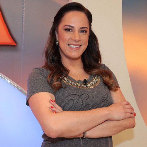 Filha de Silvio Santos, Silvia Abravanel está internada com embolia pulmonar