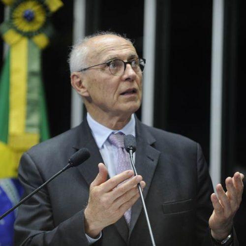 Suplicy pede que eleitores pressionem votação da PEC da eleição direta