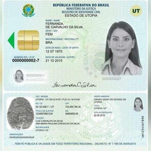 Temer sanciona projeto que prevê implantação de documento único
