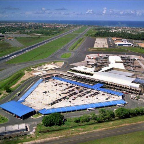 SDE garante mão de obra baiana nas obras do Aeroporto de Salvador