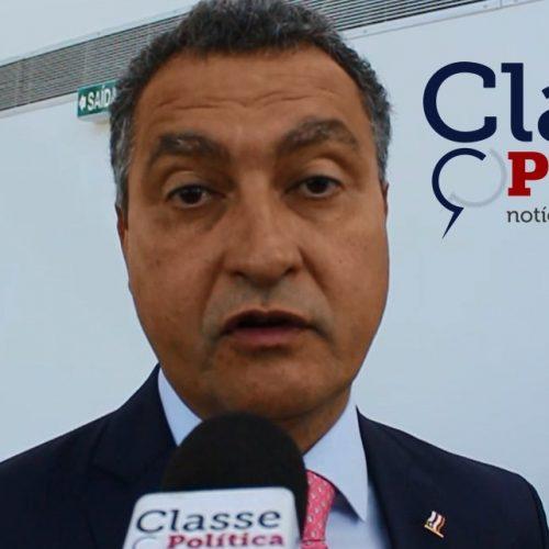 Encontro governadores do Nordeste visa unificar pauta, diz Rui Costa; assista
