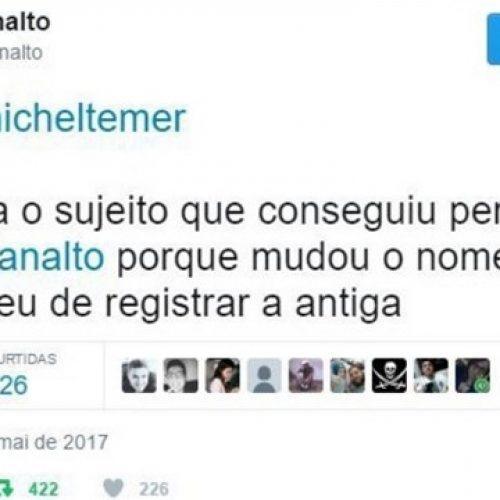 """Palácio do Planalto troca conta no Twitter e é """"trolado"""" na web"""