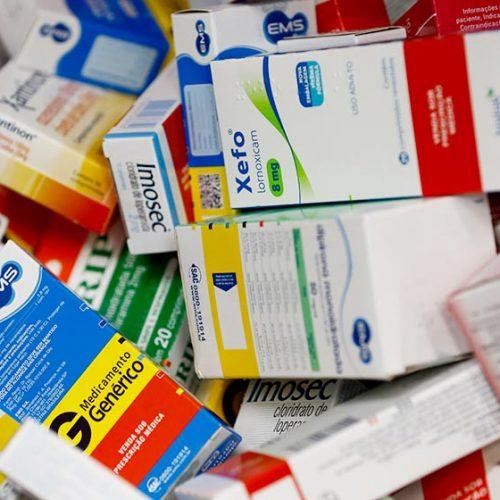 Sistema de rastreamento de remédios será testado a partir de agosto