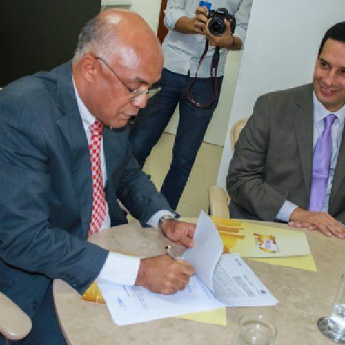 TCE/BA cede uso do sistema Mirante para a Câmara Municipal de Salvador