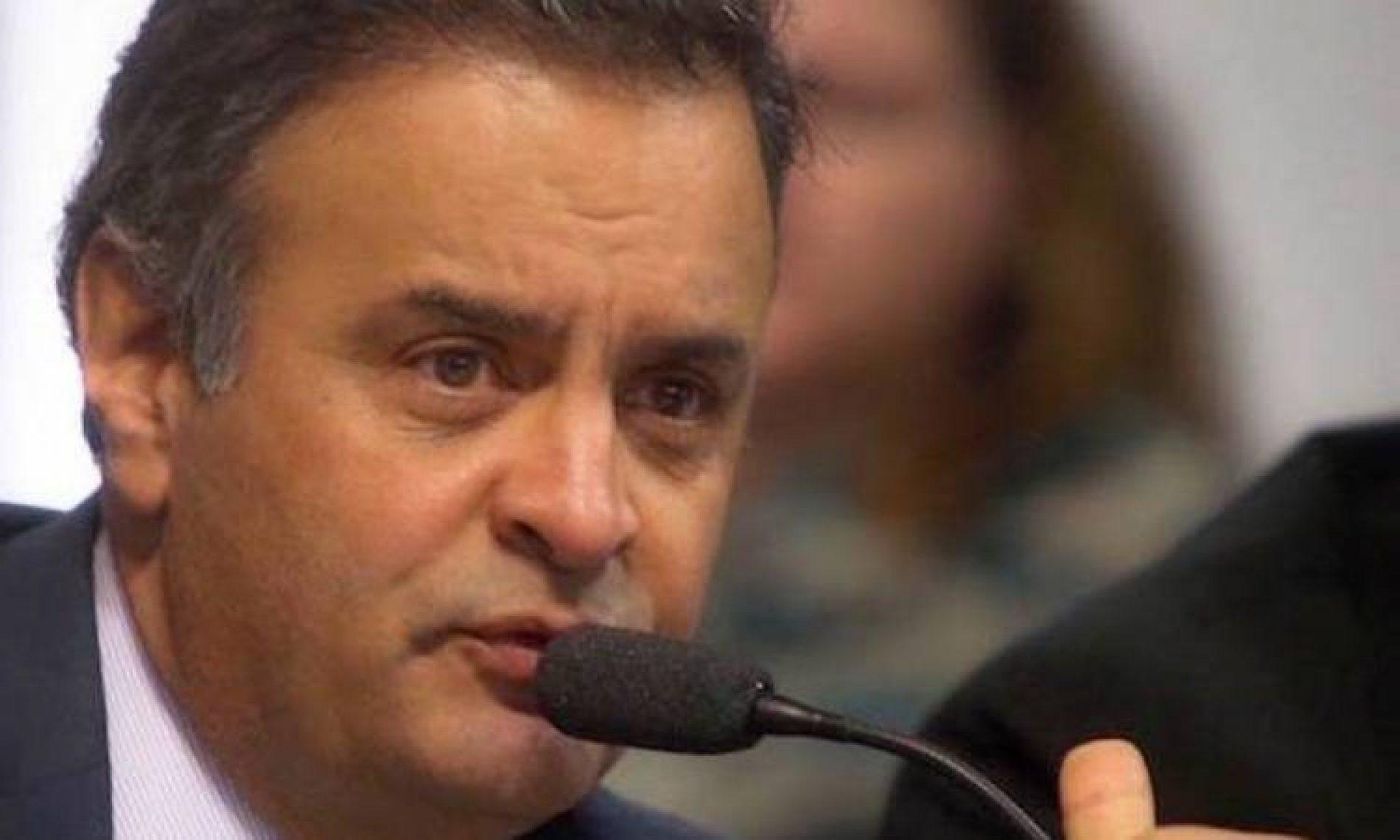 Aécio quer que STF julgue seu pedido de prisão em plenário