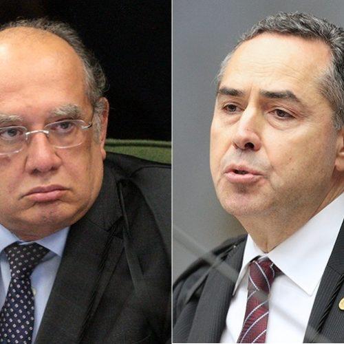 """Barroso a Gilmar Mendes no STF: """"Você é uma pessoa horrível"""""""