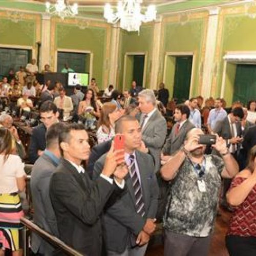 Salvador: Vetos do prefeito são aprovados pela Câmara